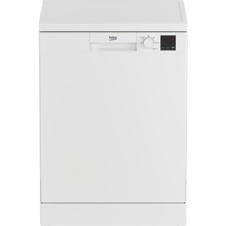 Image of DVN05C20W A++ Full Size Freestanding Dishwasher | White