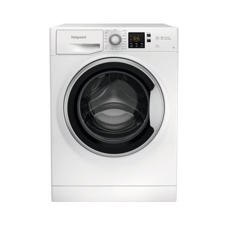 Image of NSWE742UWSUKN 7 kg 1400 Spin Washing Machine | White
