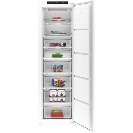 Image of FNT3454I 54cm 220 Litre A+ -15C Integrated Frost Free Tall Freezer | White