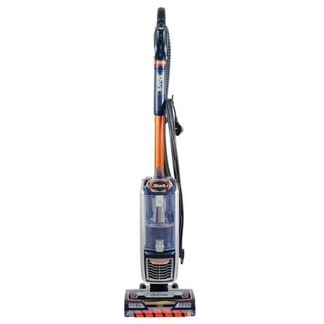 Image of NZ801UKT Anti Hair Wrap Upright Vacuum Cleaner with Powered Lift- Away TruePet | Blue