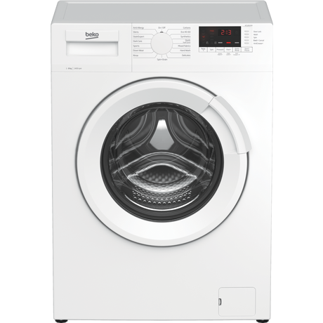 Image of WTL84141W 8kg 1400 Spin A+++ Washing Machine - White