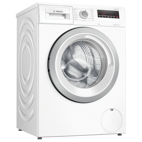 Image of BOSCH Serie 4 WAN28281GB 8 kg 1400 Spin Washing Machine - White, White
