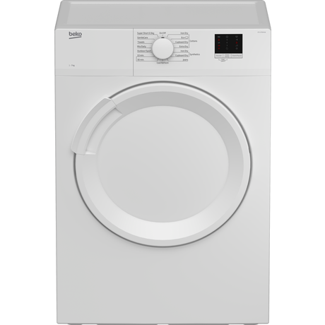 Image of DTLV70041W 7kg Vented Tumble Dryer - White