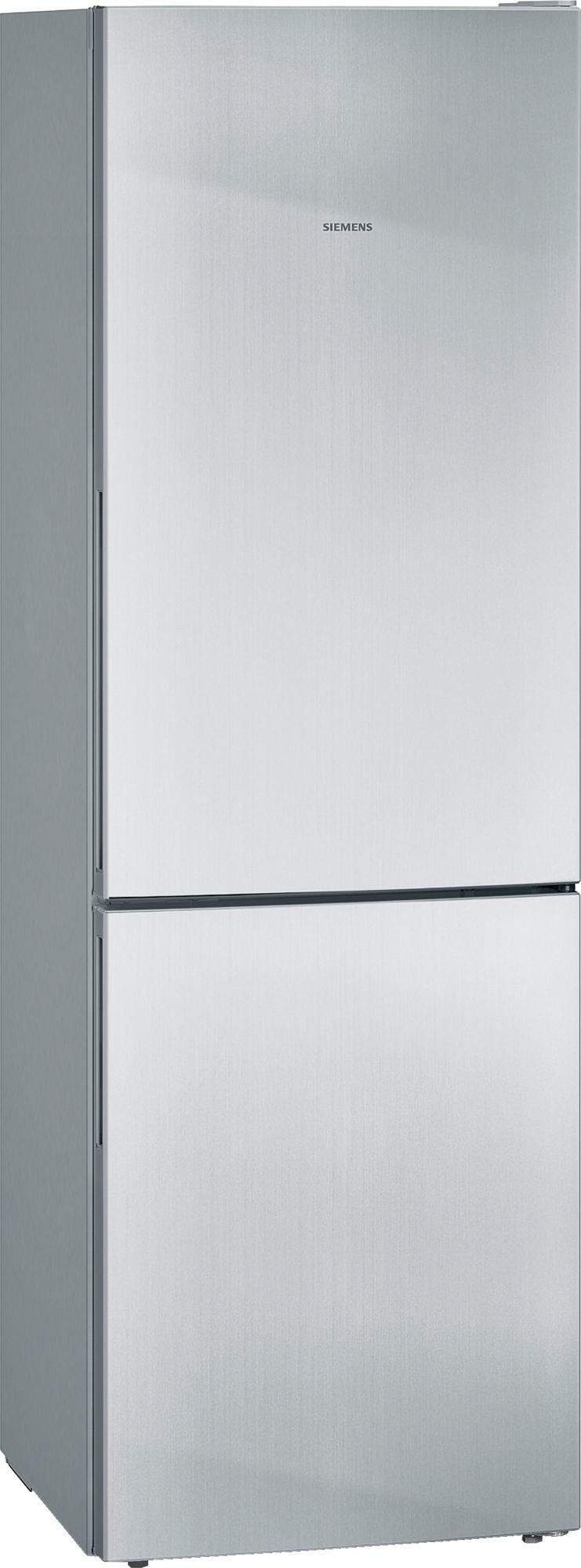 Image of iQ300 KG36VVIEA 60cm 307 Litre A++ Low Frost Fridge Freezer | Silver Inox
