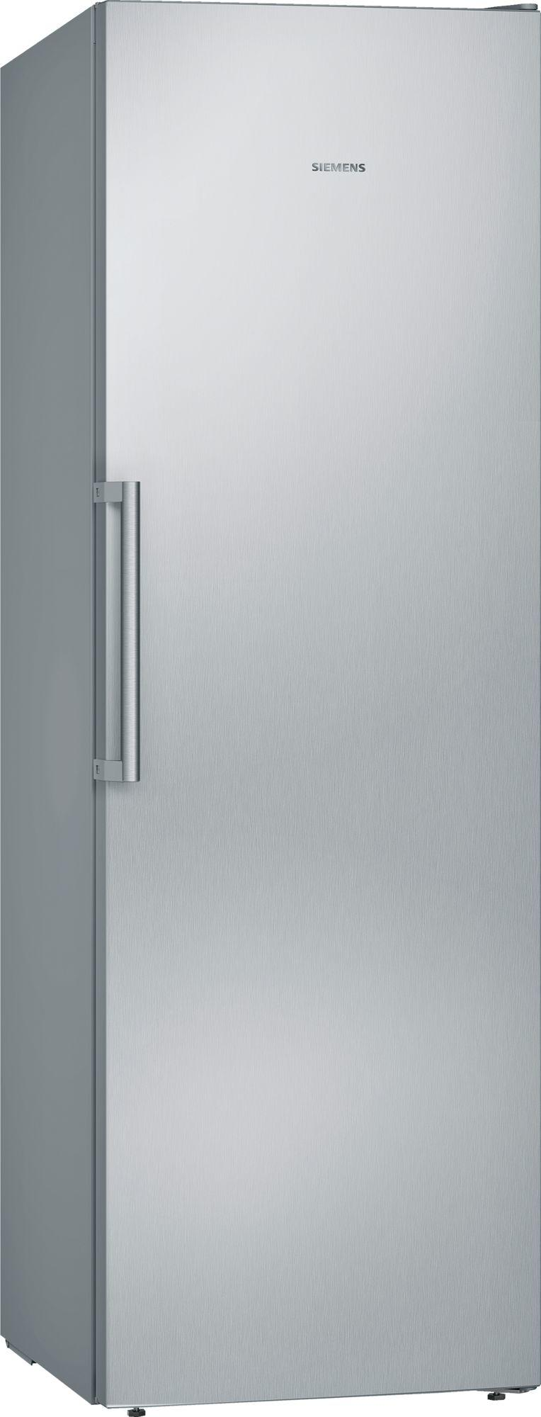Image of iQ300 GS36NVIFV 242 Litre 60cm A++ Single Door Freezer | Silver Inox