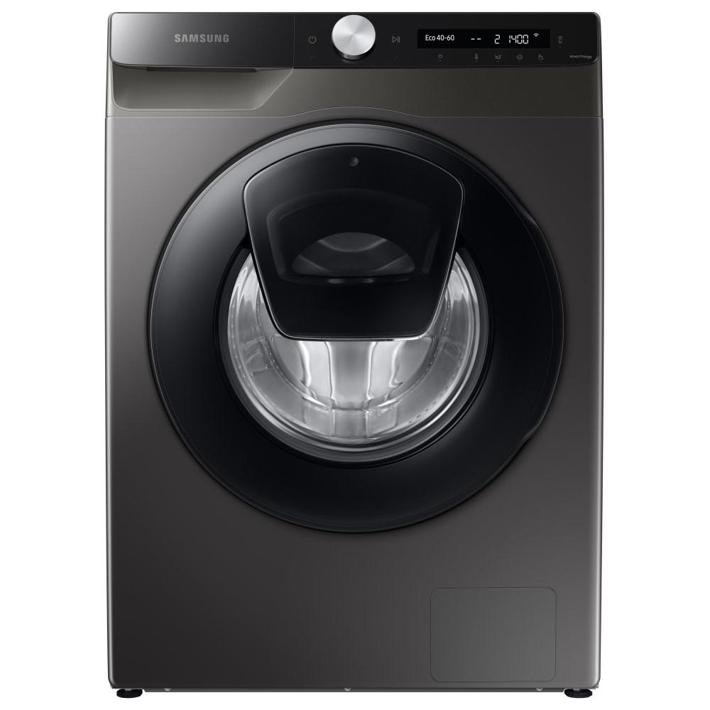 Image of WW90T554DAX 9Kg 1400 Spin AddWash A+++ Washing Machine | Graphite