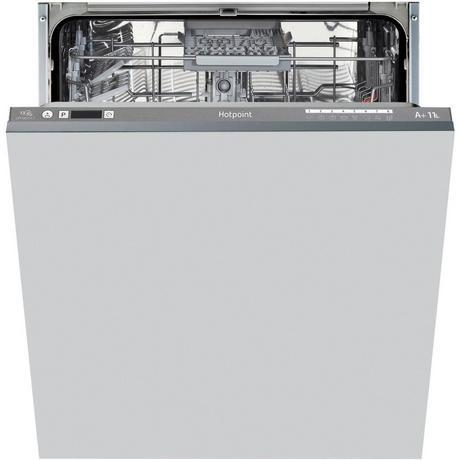 Image of HEI49118C 60cm A+ Integrated Built-In Dishwasher