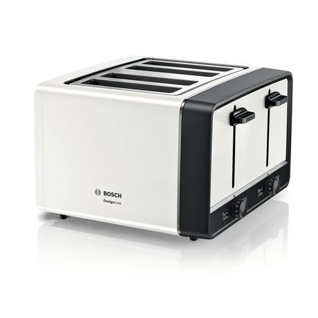 Image of TAT5P441GB 4 Slice Toaster - White
