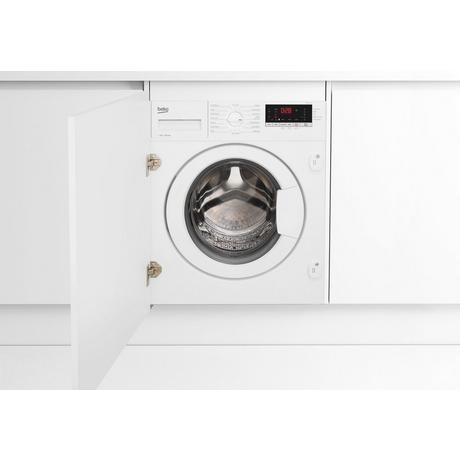 Image of WTIK74151F 7kg 1400 Spin A+++ Built-In Washing Machine - White