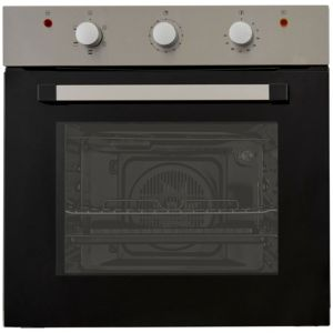Image of Cooke & Lewis CLFSB60 Black Electric Single oven