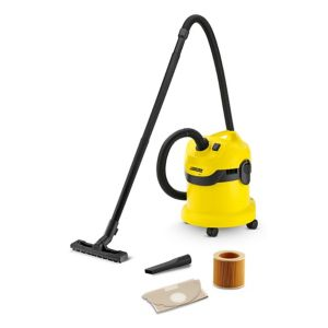 Image of Karcher WD 2 Wet and Dry Vacuum Cleaner 240v