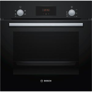 Image of Bosch Built In Single Oven in Black HHF113BA0B