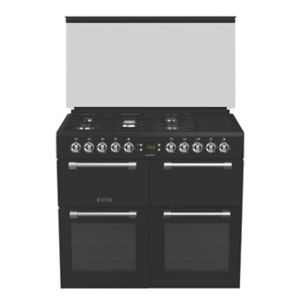 Image of Leisure Freestanding Dual fuel Range cooker with Gas & electric hob CC100F521K