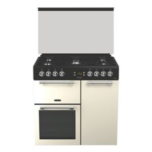 Image of Leisure Freestanding Dual fuel Range cooker with Gas hob CC90F531C