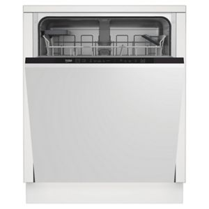 Image of Beko DIN15Q10 Integrated White Full size Dishwasher