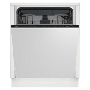 Image of Beko DIN48Q20 Integrated White Full size Dishwasher