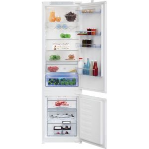 Image of Beko BCBFD1973 White Integrated Fridge freezer