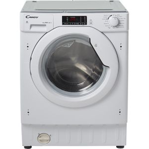 Image of Candy CBWD 7514D-80 White Built-in Condenser Washer dryer 7kg/5kg