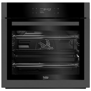 Image of Beko BQM29500DXC Black Built-in Electric Single Multifunction Oven