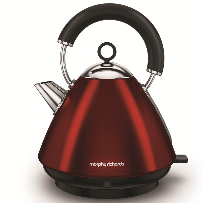 Image of 3Kw Pyramid Kettle 1.5litre Red