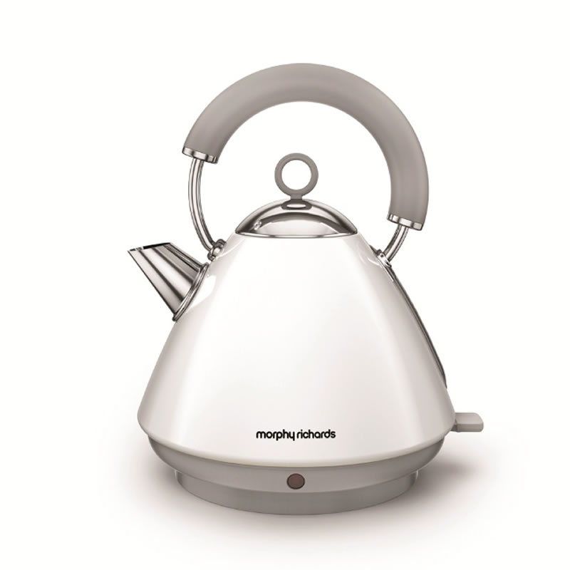 Image of 3Kw Pyramid Kettle 1.5litre White