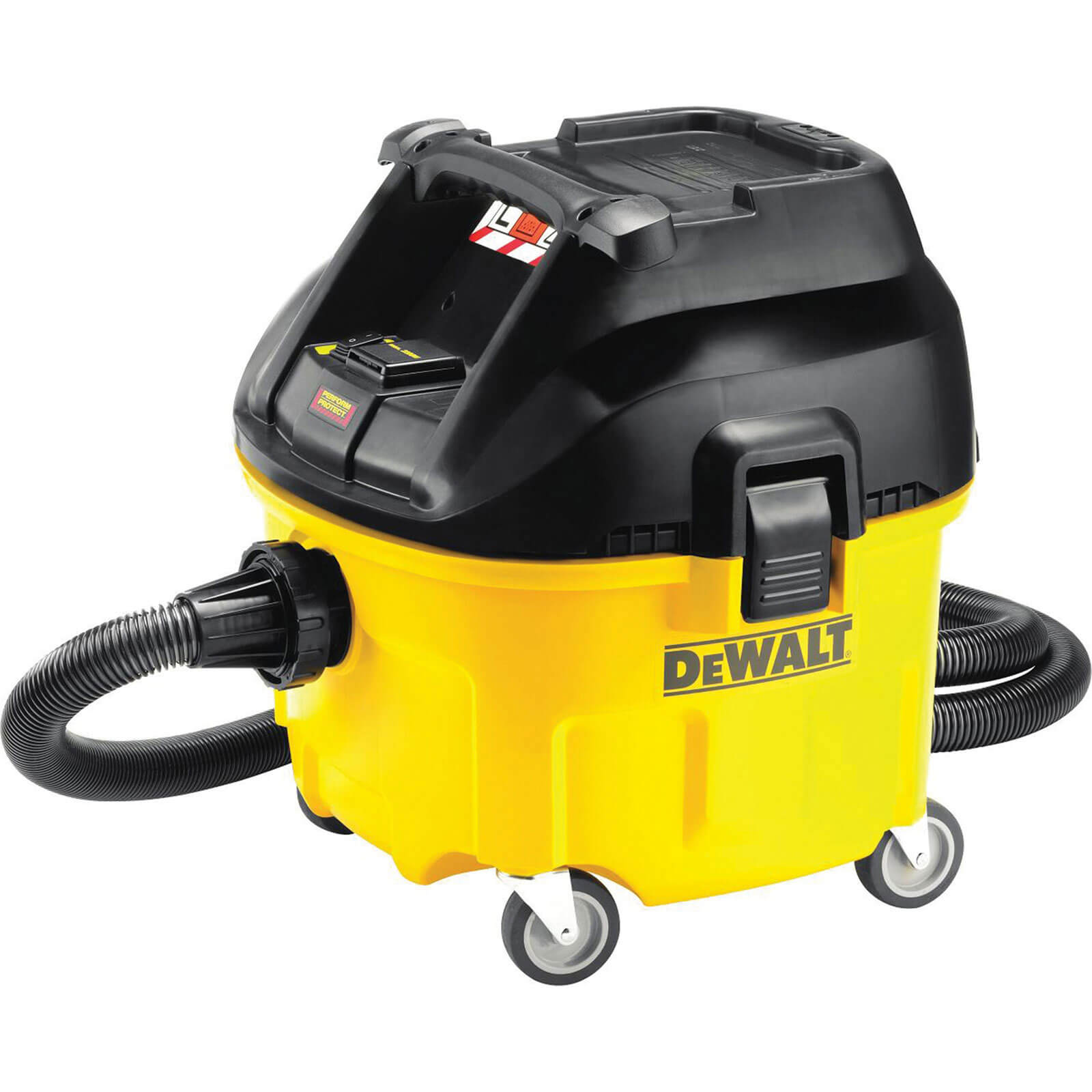 Image of DeWalt DWV901L L Class Wet and Dry Dust Extractor 240v