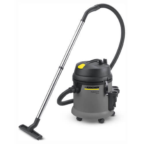 Image of Karcher NT 27/1 Professional Wet and Dry Vacuum Cleaner 240v