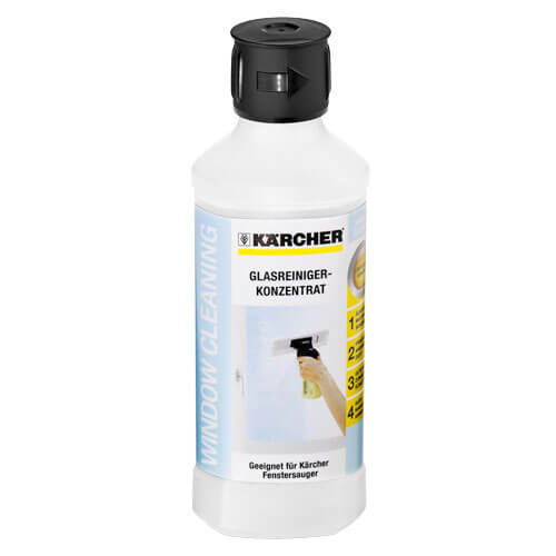Image of Karcher RM 500 Glass Cleaner Concentrate for Window Vacs 500ml