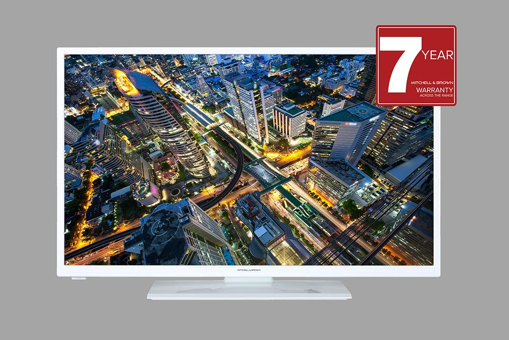 Image of JB-321811FWHT 32 inch HD Ready TV - White