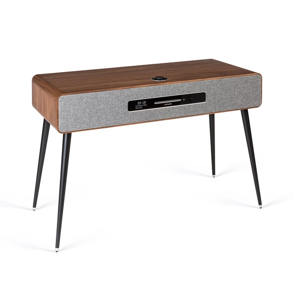 Image of R7 Mk3 High Fidelity Radiogram CD, DAB, Bluetooth in Rich Walnut Veneer