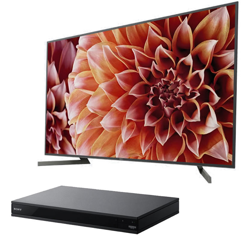 Image of 65inch 4K HDR LED SMART TV Freeview HD Android Black