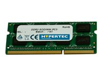 Image of Hypertec memory - 1 GB - SO DIMM 204-pin - DDR3