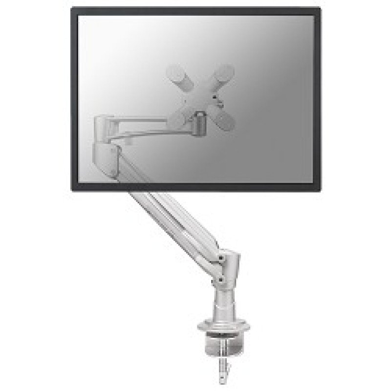 Image of Newstar Lcd Monitor Arm Silver - 5 Movements Length 580mm Ns