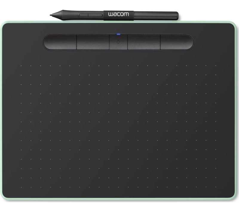 Image of Wacom Intuos CTL-6100WLE-N Medium Graphics Tablet