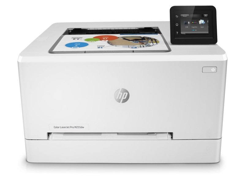 Image of HP M255dw A4 Wireless Duplex Colour Laser Printer