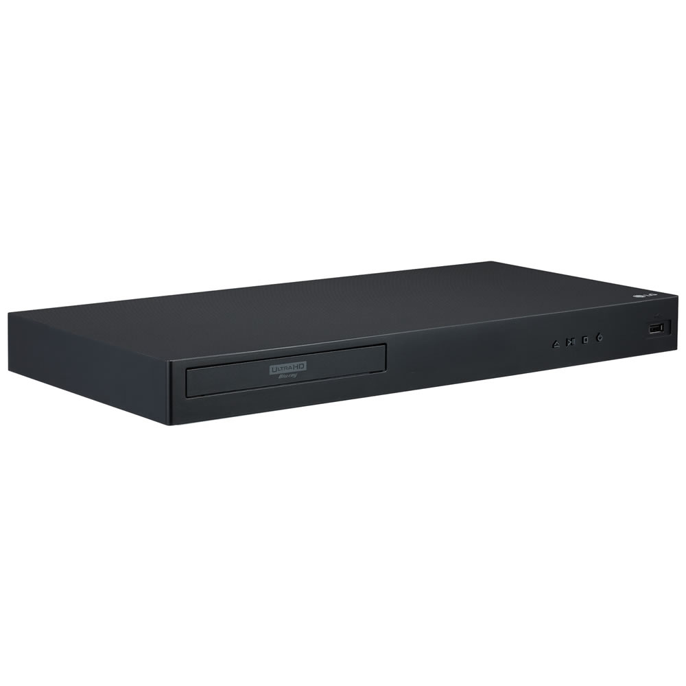 Image of 4K UHD HDR SMART Blu-Ray Player WiFi USB Black