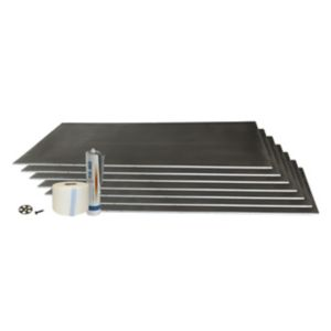 Image of Aquadry Backer board (L)1200mm (W)600mm (T)10mm Pack of 6