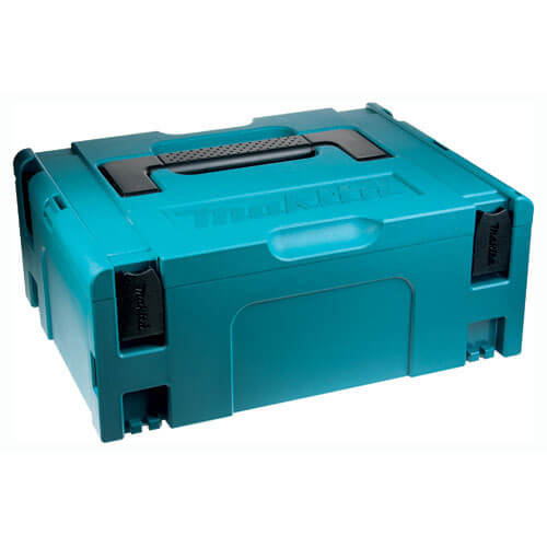 Image of Makita MakPac Connector Stackable Power Tool Case 396mm 296mm 157mm