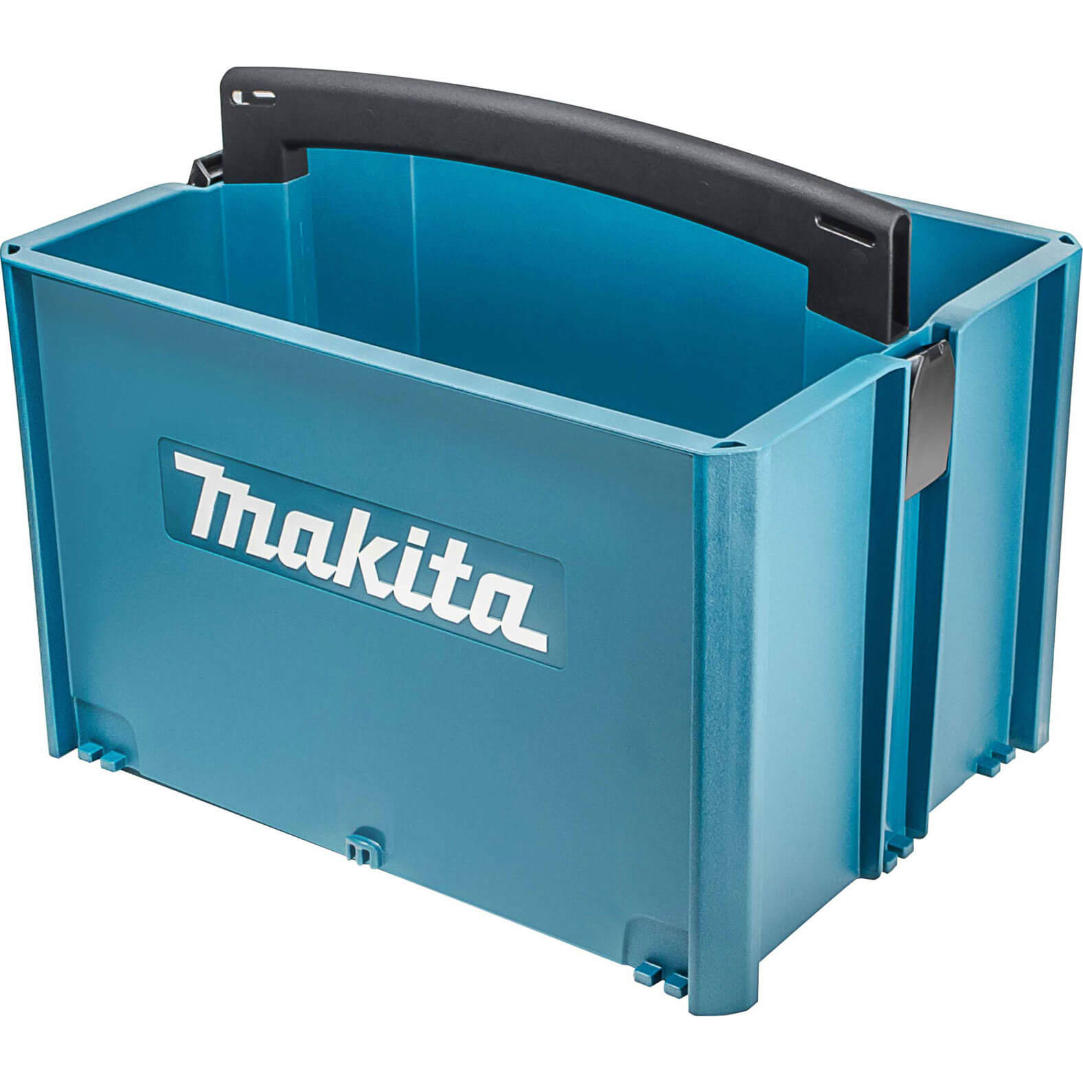 Image of Makita MaKPac Stackable Tote Tool Box 396mm 296mm 325mm