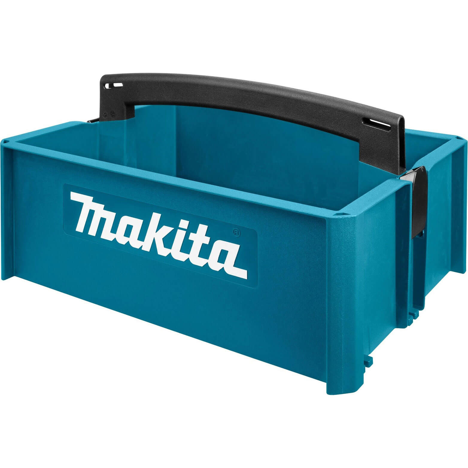 Image of Makita MaKPac Stackable Tote Tool Box 396mm 296mm 145mm