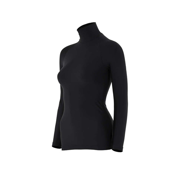 Image of Proskins Intelligent Slim Range Long Sleeve Turtle Neck Top