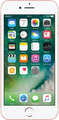 Image of Apple iPhone 7 (128GB Rose Gold) at £639.00 on No contract.