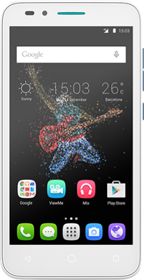 Image of Alcatel Go Play GO PLAY (Blue) at £149.00 on No contract.