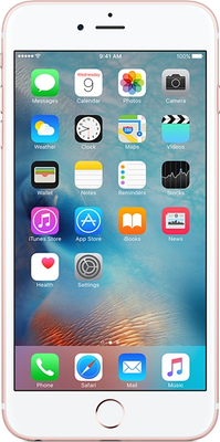 Image of Apple iPhone 6s Plus (128GB Rose Gold) at £629.00 on No contract.