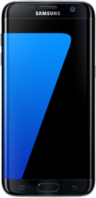 Image of Samsung Galaxy S7 Edge (32GB Black Onyx) at £349.99 on Pay Monthly 1GB (24 Month(s) contract) with 500 mins; UNLIMITED texts; 1000MB of 4G data. £19.99 a month.