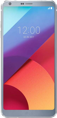 Image of LG G6 (32GB Platinum) at £599.00 on No contract.
