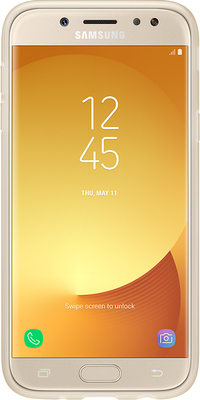 Image of Samsung Galaxy J5 (2017) (16GB Gold) at £219.00 on No contract.